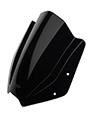 MRA Stealth Shield SH Universal Motorcycle Windshield