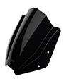 MRA Stealth Shield SH Universal Motorcycle Windshield